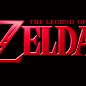 The Legend of Zelda (in genera is listed (or ranked) 10 on the list Video Games That Should Be Movies
