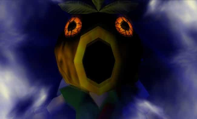 The Legend of Zelda: Majora's ... is listed (or ranked) 7 on the list 12 Times Video Game Heroes Were Destroyed In A Fight