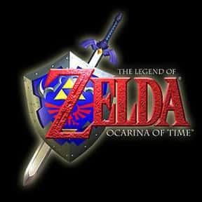 The Legend of Zelda: Ocarina o is listed (or ranked) 7 on the list The Most Addictive Video Games of All Time