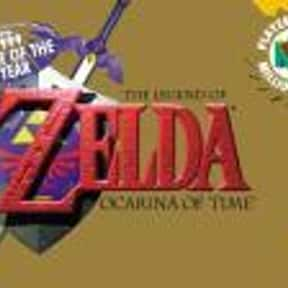 The Legend of Zelda: Ocarina o is listed (or ranked) 1 on the list The 100+ Best Video Games of All Time, Ranked by Fans