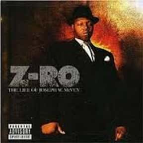 The Life of Joseph W. McVey is listed (or ranked) 13 on the list The Best Z-Ro Albums of All Time