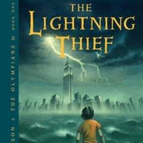The Lightning Thief is listed (or ranked) 5 on the list The Best Books for Fourth Graders