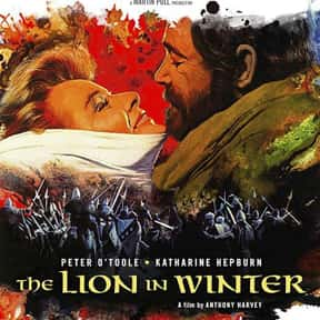 The Lion in Winter is listed (or ranked) 11 on the list The Best Medieval Movies
