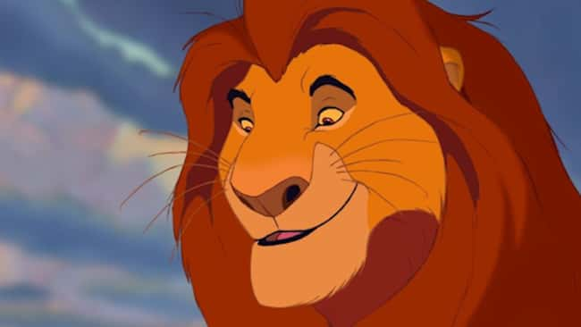 """3. When animating the original """"The Lion King,"""" Jones's face and personality were used as inspiration for Mufasa. There was no one else who could do Mufasa justice, according to director Jon Favreau."""