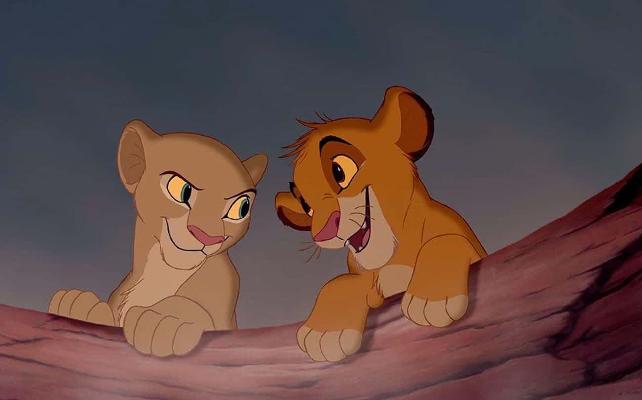 Nala Saved The Pride In 'T is listed (or ranked) 4 on the list 17 Movie Sidekicks Who Were The True Heroes All Along