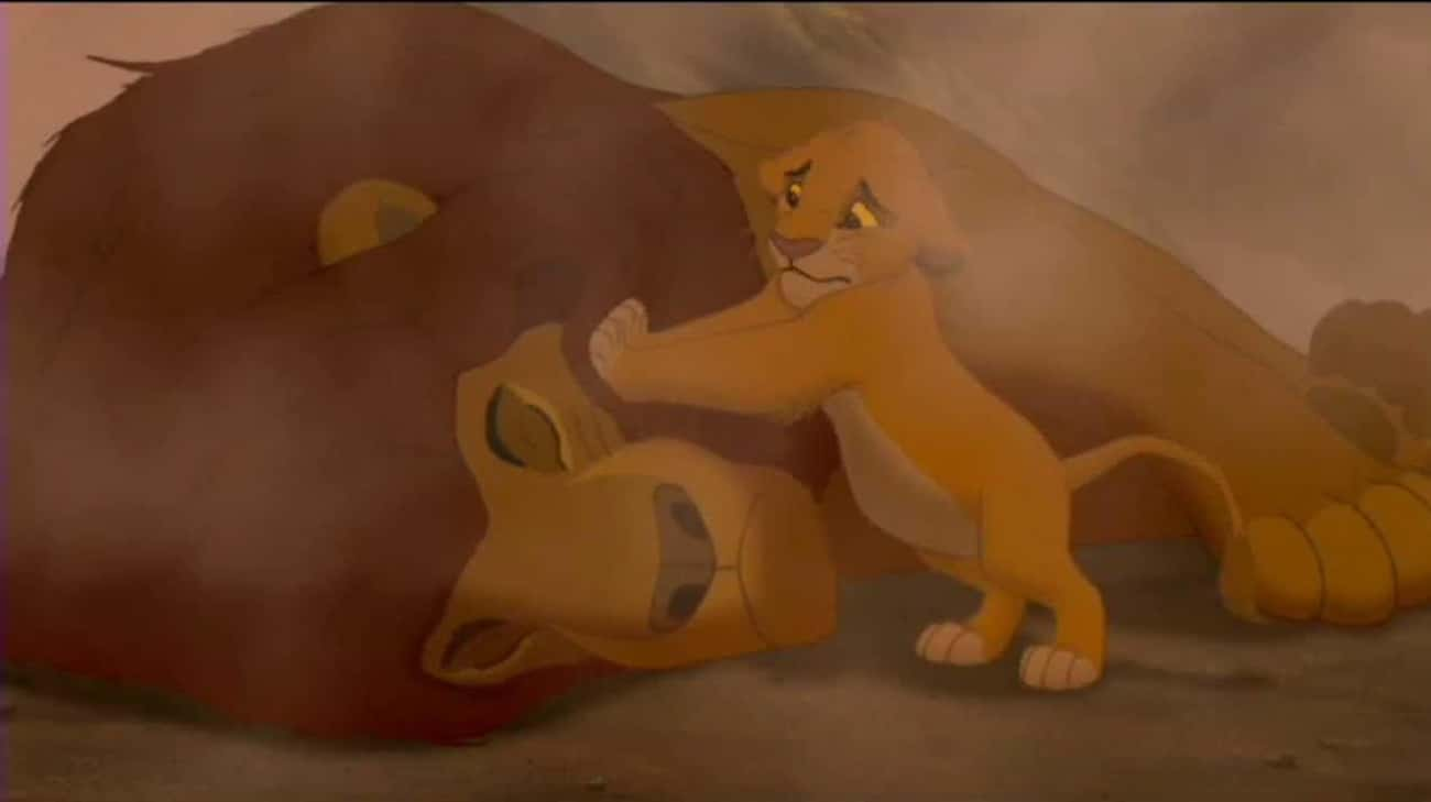 Scar Kills All Of His Children is listed (or ranked) 1 on the list Beloved Family Classics That Are Chock-Full Of Tragedy