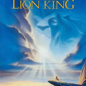 The Lion King is listed (or ranked) 25 on the list The Most Rewatchable Movies