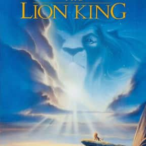 The Lion King is listed (or ranked) 2 on the list The Best Disney Animated Movies