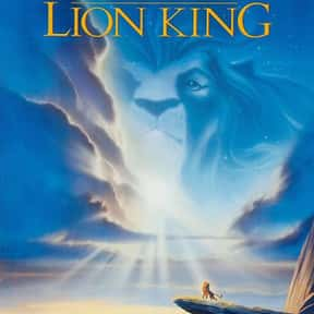 The Lion King is listed (or ranked) 2 on the list The Best Musical Movies Of All Time