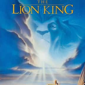 The Lion King is listed (or ranked) 16 on the list The Top Tearjerker Movies That Make Men Cry