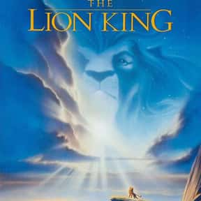The Lion King is listed (or ranked) 4 on the list The Best Adventure Movies for Kids