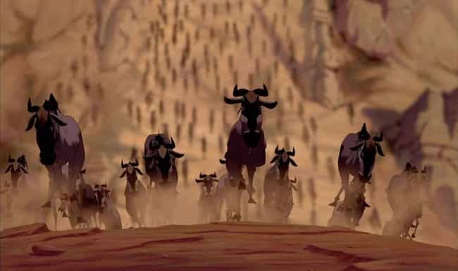The Lion King is listed (or ranked) 8 on the list Disney Movies That Got Away With Not Explaining Major Things