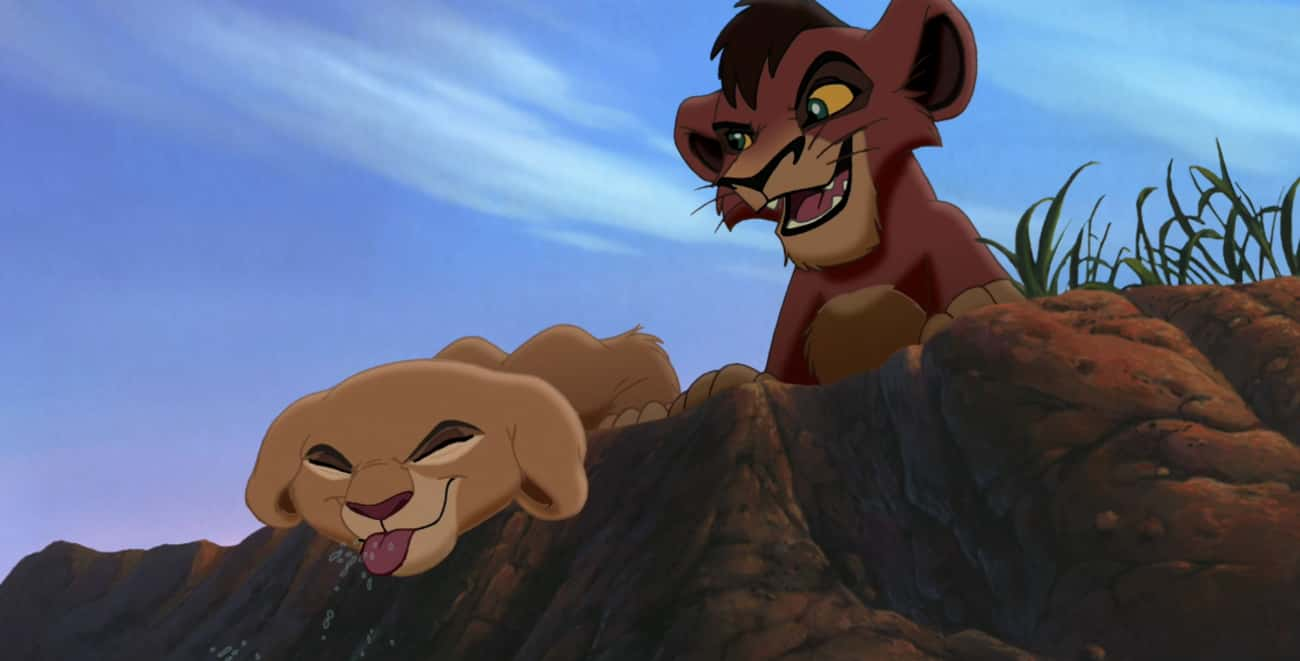 The Lion King II: Simba's Prid is listed (or ranked) 2 on the list These Direct-To-Video Disney Sequels Are Surprisingly Some Of Disney's Best Work