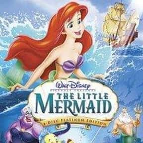 The Little Mermaid is listed (or ranked) 2 on the list The Very Best Fairy Tale Movies