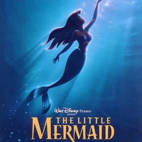 The Little Mermaid is listed (or ranked) 4 on the list The Best Disney Animated Movies