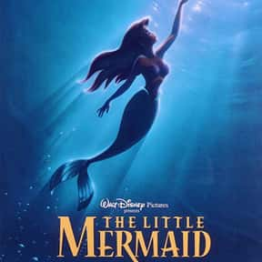 The Little Mermaid is listed (or ranked) 1 on the list The Best Musical Movies Of All Time