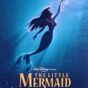 The Little Mermaid is listed (or ranked) 1 on the list The Best Princess Movies
