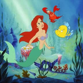 The Little Mermaid is listed (or ranked) 3 on the list The Best Father-Daughter Movies