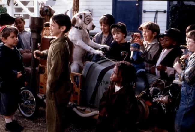 The Little Rascals is listed (or ranked) 5 on the list Pretty Good Movies You Haven't Seen Since Childhood You Can Catch On Netflix Right Now