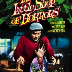 The Little Shop of Horrors is listed (or ranked) 9 on the list The Best Horror Movies About Killer Plants