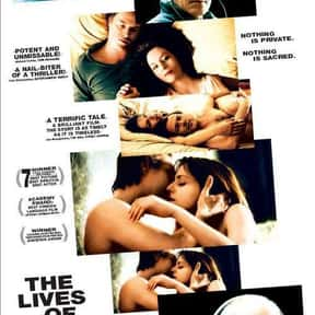 The Lives of Others is listed (or ranked) 12 on the list The Best Movies About Surveillance and Hidden Cameras