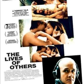 The Lives of Others is listed (or ranked) 6 on the list The Best Cold War Movies