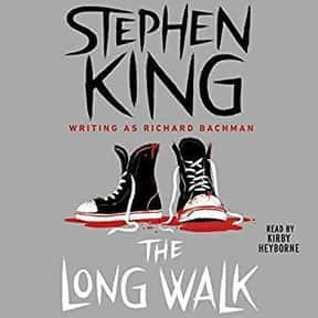 The Long Walk is listed (or ranked) 16 on the list The Best Stephen King Audiobooks