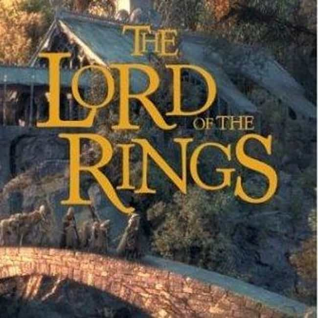The Lord of the Rings is listed (or ranked) 1 on the list The Most Popular Stories Involving Rings