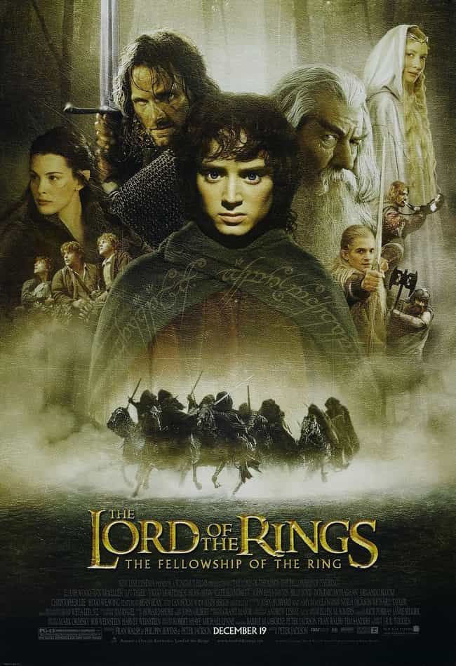 The Lord of the Rings is listed (or ranked) 4 on the list 9 Rumored Attractions For Universal's Secretive Fourth Orlando Theme Park