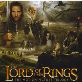 The Lord of the Rings film tri is listed (or ranked) 2 on the list The Most Inspirational Movies Ever