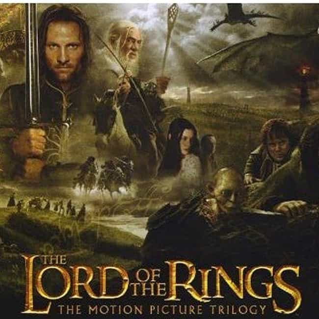 The Lord of the Rings fi... is listed (or ranked) 4 on the list What to Watch If You Love 'Vikings'