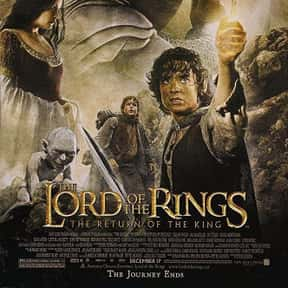 The Lord of the Rings film tri is listed (or ranked) 11 on the list Good Movies for 13-Year-Olds