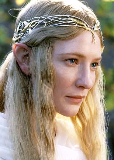 Middle-Earth Royalty In 'The L is listed (or ranked) 2 on the list 18 Performances That Prove Cate Blanchett Is The Most Versatile Actor Of Her Generation