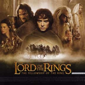 The Lord of the Rings: The Fel is listed (or ranked) 3 on the list The Best PG-13 Adventure Movies