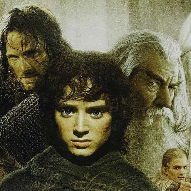 The Lord of the Rings: T... is listed (or ranked) 4 on the list The 2000s Movies That Stuck with You the Most