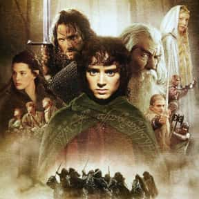 The Lord of the Rings: The Fel is listed (or ranked) 4 on the list The Best Adventure Movies