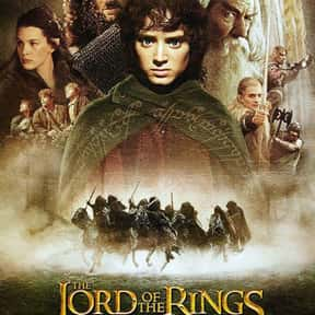 The Lord of the Rings: The Fel is listed (or ranked) 1 on the list The Best Fantasy Movies