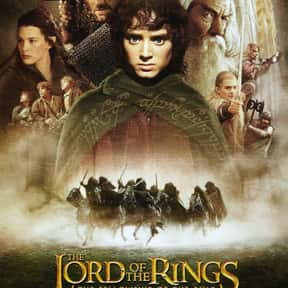 The Lord of the Rings: The Fel is listed (or ranked) 21 on the list The Highest-Grossing PG-13 Rated Movies Of All Time