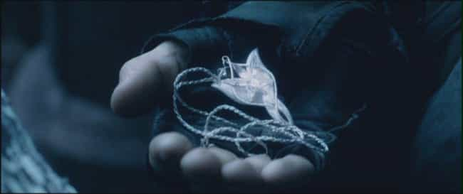The Lord of the Rings: T... is listed (or ranked) 2 on the list Jewelry From Famous Movies, Ranked By How Much You Want To Wear It