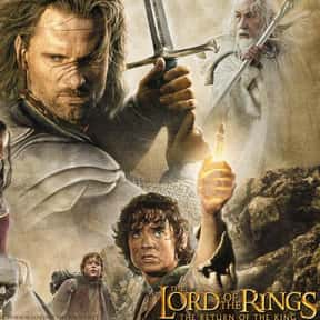 The Lord of the Rings: The Ret is listed (or ranked) 3 on the list The Best Ensemble Movies