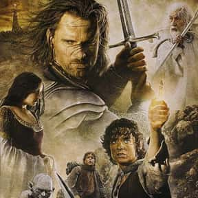 The Lord of the Rings: The Ret is listed (or ranked) 13 on the list The Greatest Action Movies of All Time
