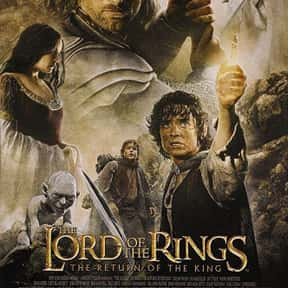 The Lord of the Rings: The Ret is listed (or ranked) 18 on the list The Best PG-13 Action Movies