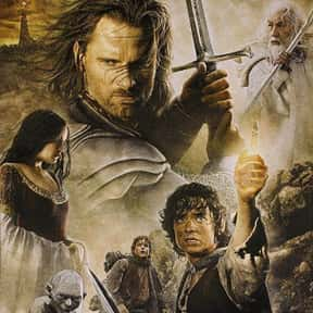 The Lord of the Rings: The Ret is listed (or ranked) 5 on the list The Best Adventure Movies