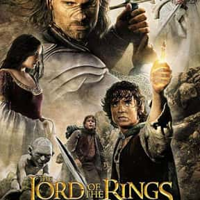 The Lord of the Rings: The Ret is listed (or ranked) 2 on the list The Best Fantasy Movies