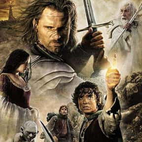 The Lord of the Rings: The Ret is listed (or ranked) 19 on the list The Best Movies That Are Super Long