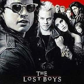 The Lost Boys is listed (or ranked) 2 on the list The Greatest Vampire Movies of All Time