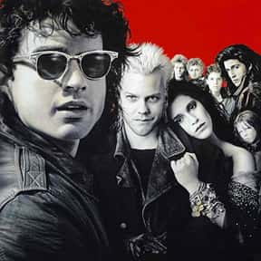 The Lost Boys is listed (or ranked) 11 on the list List of All Cult Classic Movies