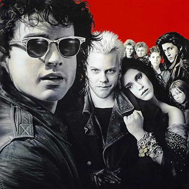 The Lost Boys is listed (or ranked) 3 on the list The Greatest Shows & Movies About Vampires