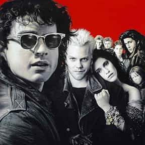The Lost Boys is listed (or ranked) 7 on the list The Best Horror Movies Of The 1980s