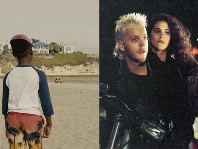 The Lost Boys is listed (or ranked) 1 on the list All The Horror Inspirations And Easter Eggs Hidden Throughout 'Us'